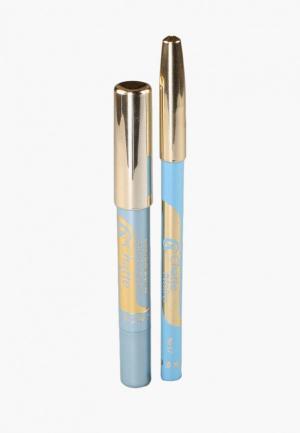 Набор для макияжа глаз Chatte Noire Карандаш + Карандаш-тени №58, 3,21. Цвет: голубой