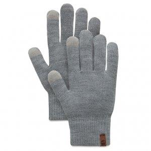 Мелкая и кожаная галантерея Magic Glove Timberland. Цвет: серый