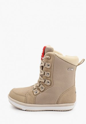 Ботинки Reima Freddo. Цвет: бежевый