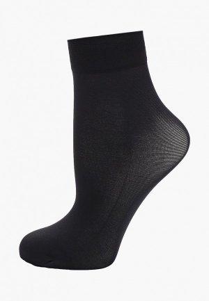 Носки Allure. Цвет: черный