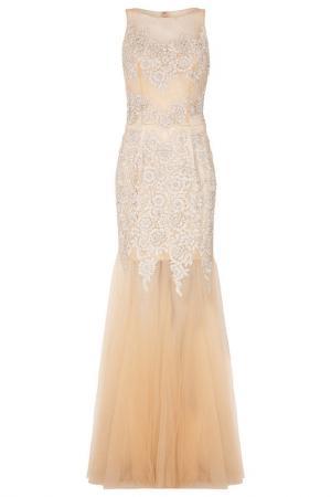 Платье DYNASTY SPIRIT. Цвет: beige