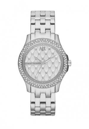 Часы Armani Exchange AX5215. Цвет: серебряный