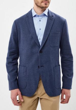 Пиджак Michael Kors. Цвет: синий