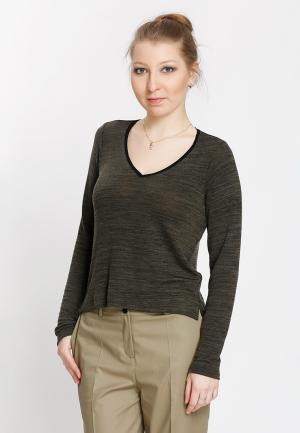 Пуловер Lada Kalinina. Цвет: хаки