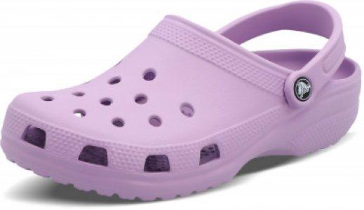 Шлепанцы Classic, размер 39-40 Crocs. Цвет: фиолетовый