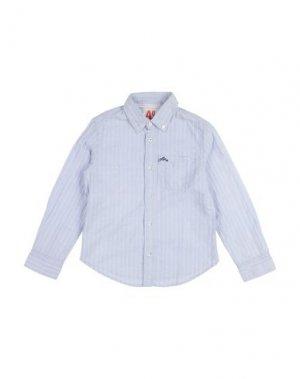Pубашка AMERICAN OUTFITTERS. Цвет: небесно-голубой