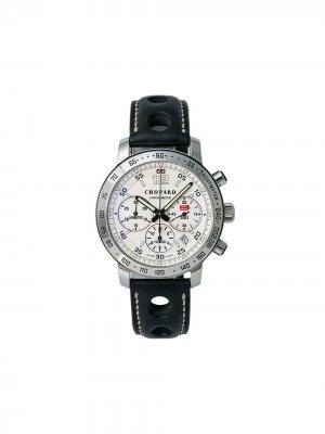 Наручные часы Mille Miglia pre-owned 40 мм 2009-го года Chopard. Цвет: серебристый