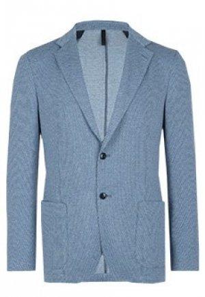 Пиджак STRELLSON. Цвет: голубой