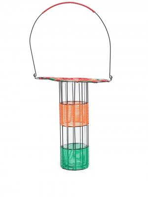 Цилиндрическая ваза для цветов Marni Market. Цвет: оранжевый