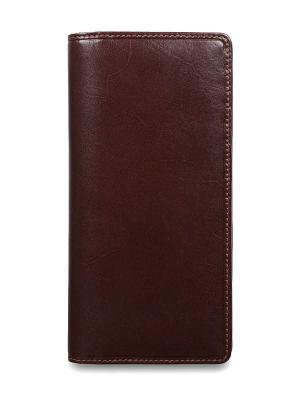 Бумажник Turin Visconti. Цвет: коричневый
