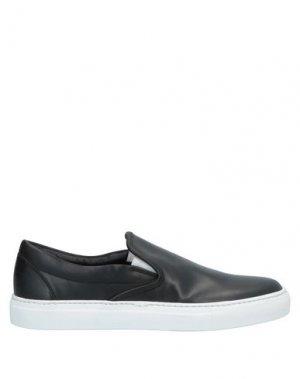 Низкие кеды и кроссовки BRUNO MAGLI. Цвет: черный