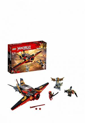 Конструктор NINJAGO LEGO Крыло судьбы 70650. Цвет: разноцветный
