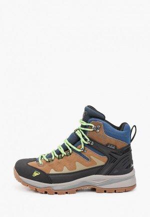 Ботинки трекинговые Icepeak 778202100IV. Цвет: коричневый