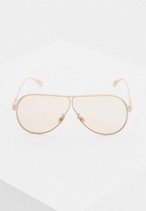 Очки солнцезащитные Christian Dior DIORCAMP V1V. Цвет: розовый