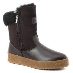 Ботинки 6190 темно-коричневый ANTARCTICA