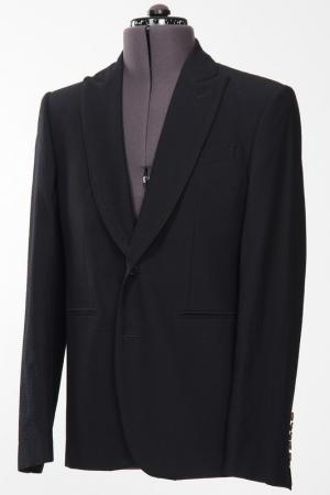 Пиджак John Galliano. Цвет: синий