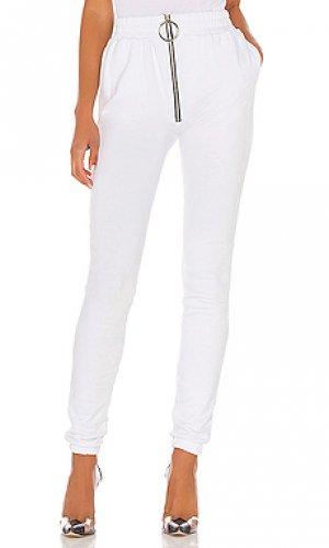 Свободные брюки alaina Frankie B. Цвет: белый