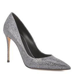 Туфли 1F121D100 темно-серебряный CASADEI