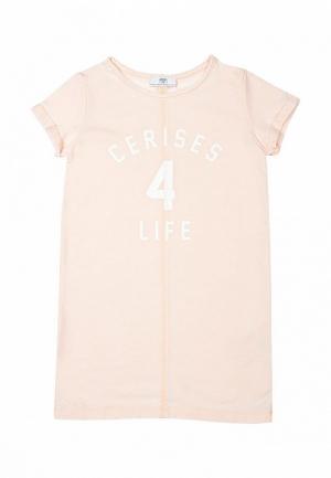 Футболка Le Temps des Cerises. Цвет: розовый