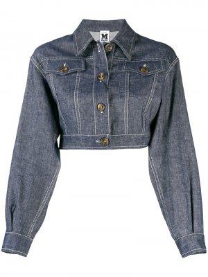 Укороченная джинсовая куртка M Missoni