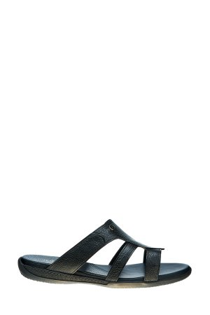 Пантолеты из мягкой крупнозернистой кожи с фирменным логотипом ARTIOLI. Цвет: черный