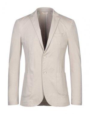 Пиджак MR MASSIMO REBECCHI. Цвет: песочный