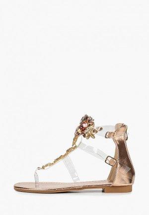 Сандалии Sweet Shoes. Цвет: прозрачный