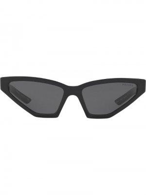 Солнцезащитные очки Disguise Prada Eyewear. Цвет: черный