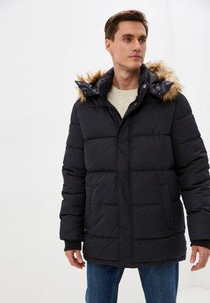 Куртка утепленная Ostin O'stin. Цвет: синий