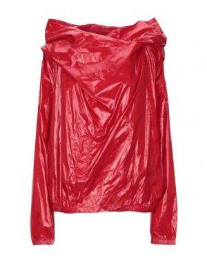 Куртка MARIOS. Цвет: красный