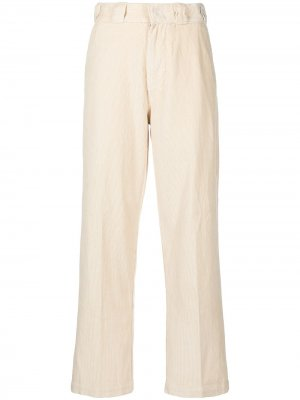 Укороченные брюки широкого кроя DICKIES. Цвет: нейтральные цвета