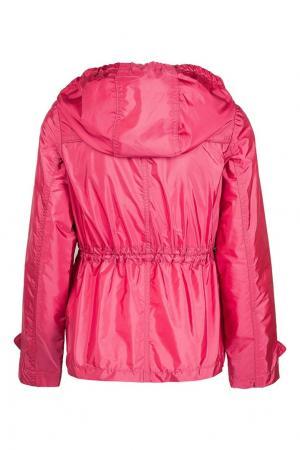 Ветровка Burberry Children. Цвет: розовый