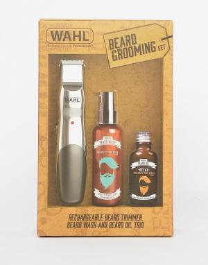 Набор средств по уходу за бородой -Бесцветный Wahl