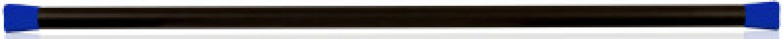 Бодибар , 7 кг Torneo. Цвет: черный