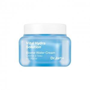 Легкий увлажняющий крем-гель для лица Vital Hydra Solution Dr.Jart+. Цвет: бесцветный
