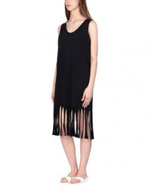 Пляжное платье BETH RICHARDS. Цвет: черный