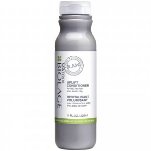 R.A.W Uplift Conditioner, Natural Shine and Volume Conditioner for Fine Flat Hair 325ml Biolage