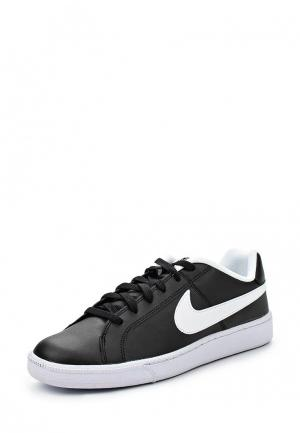 Кеды Nike MENS COURT ROYALE SHOE. Цвет: черный