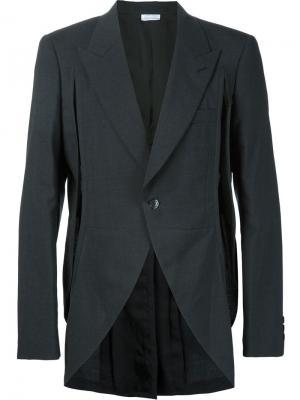 Пиджак-смокинг Comme Des Garçons Homme Plus. Цвет: серый