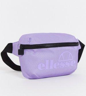 Сумка-кошелек на пояс лавандового цвета эксклюзивно ASOS-Фиолетовый ellesse