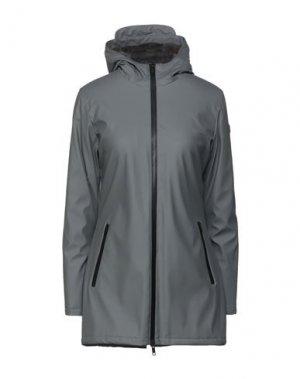 Пальто HOMEWARD CLOTHES. Цвет: серый