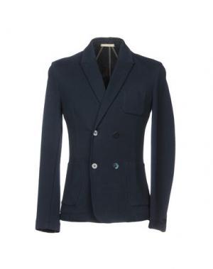 Пиджак OBVIOUS BASIC. Цвет: темно-синий