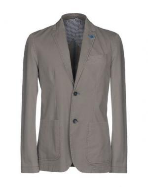 Пиджак FRED MELLO. Цвет: хаки