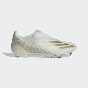 Футбольные бутсы X Ghosted+ FG Performance adidas. Цвет: черный