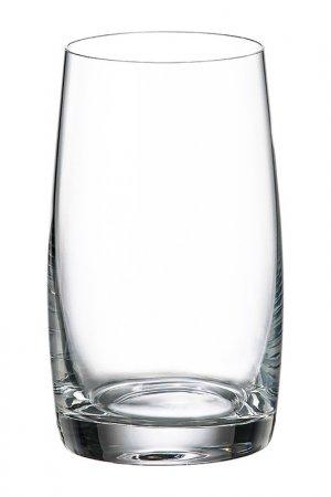 Набор стаканов для воды Crystalite Bohemia. Цвет: прозрачный