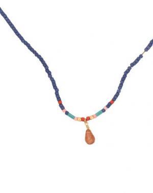 Ожерелье CHAN LUU. Цвет: синий