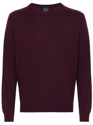 Пуловер шерстяной PAUL & SHARK