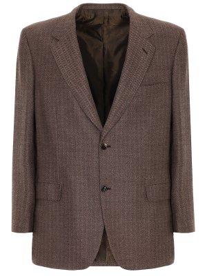 Пиджак шерстяной BRIONI