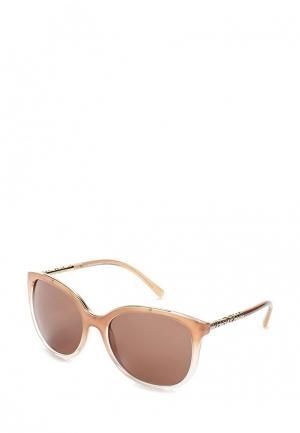 Очки солнцезащитные Burberry BE4237 335473. Цвет: коричневый
