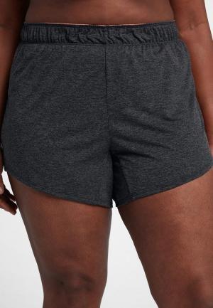 Шорты спортивные Nike W NK DRY SHORT ATTK TR5 GX EXT. Цвет: серый